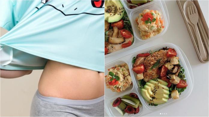 一天吃5餐「不挨餓食譜」 韓國健身達人半年瘦16公斤