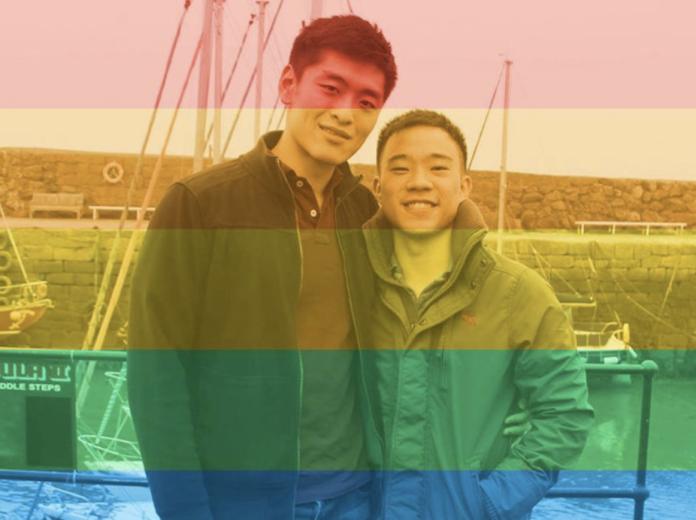 真愛勝利!李光耀孫子與男友宣布結婚