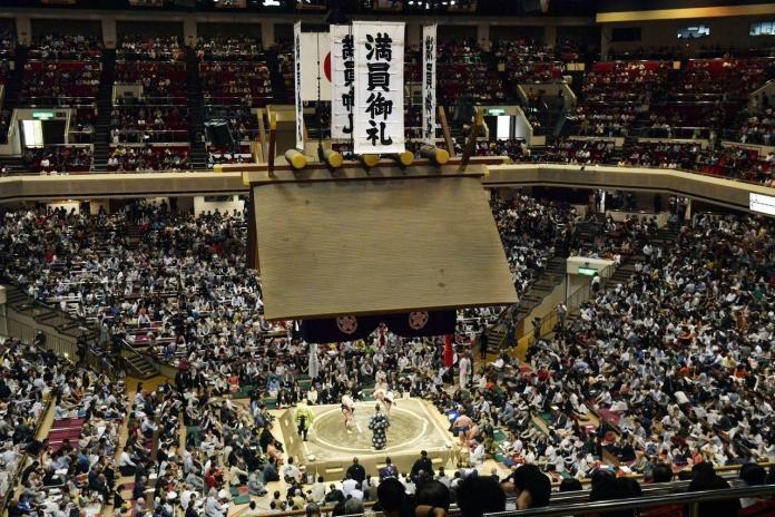▲川普訪日期間,將會觀賞相撲比賽。-qC5y09e1E9PXtRM