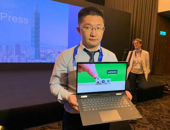 5G筆電來了!全球首款由Lenovo與高通合作拔得頭籌