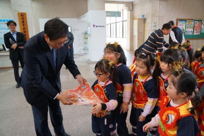 新竹縣幼兒園增班、<b>就學補助</b>佳音 學前幼兒家長減輕負擔