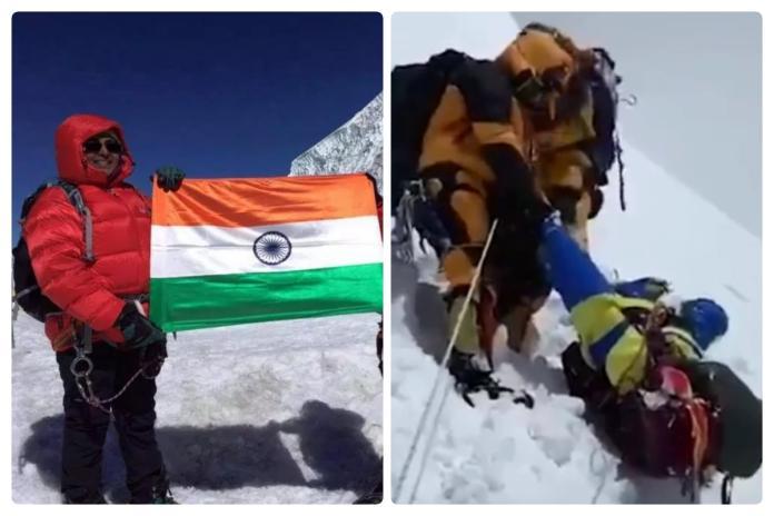 聖母峰登頂「塞車」已釀11死 <b>登山客</b>垂死畫面曝光
