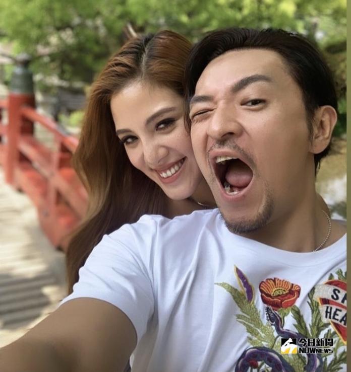 <br> ▲夢多和書那娜曾一起甜蜜遊日本。(圖/資料照)