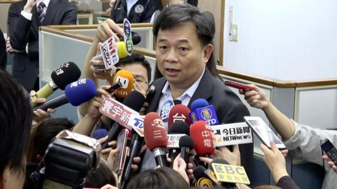 國民黨影射<b>林錫耀</b>為中天換證向NCC下指導棋 民進黨駁斥