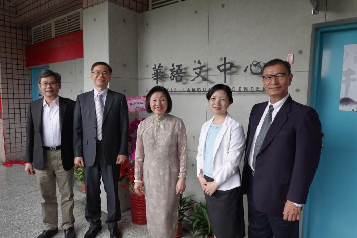 搭全球華文學習熱潮 吳鳯科大成立<b>華語</b>文中心
