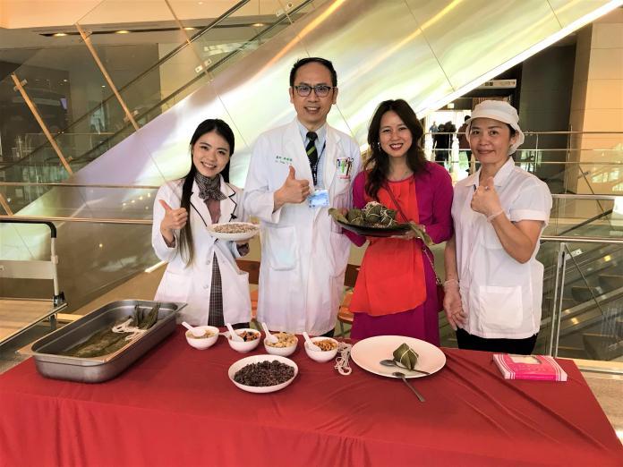 五大族群健康不能放「粽」 營養師建議以多穀米代替糯米