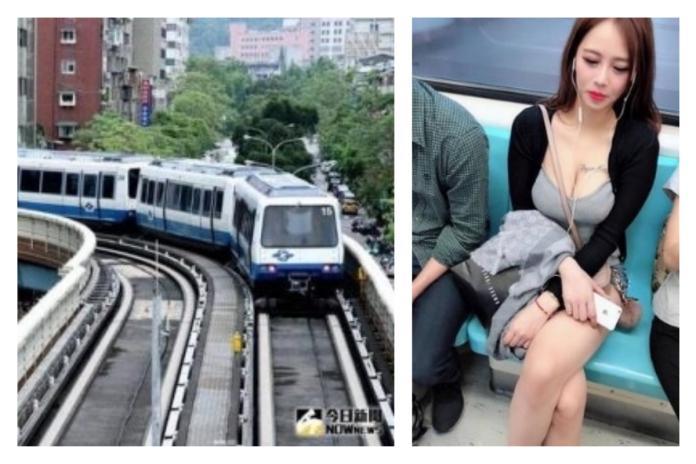 捷運哪線最多正妹?老江湖「Pro分析」 萬人暴動搶上車