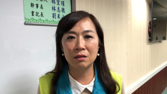 林宜瑾說,她是為了該修正案沒有辦法審,而感到「遺憾」,請勿片面解讀、扭曲她的話意。
