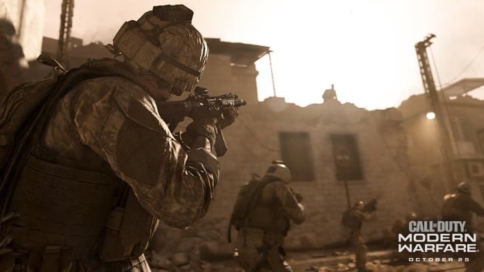 《決勝時刻:現代戰爭》遊戲畫面截圖_05