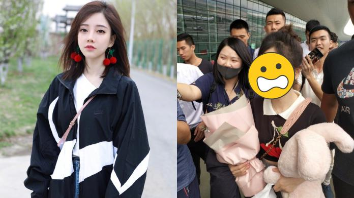 機場突擊!「中國第一網紅」未修圖照流出 粉絲全嚇呆