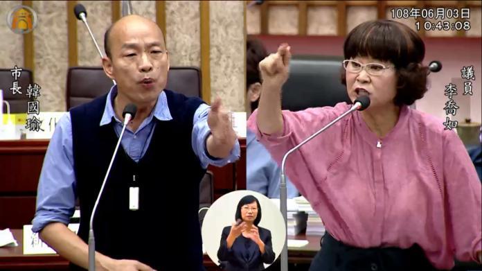 巷仔內/從韓國瑜的暴怒 看到台灣政治的<b>荒謬</b>