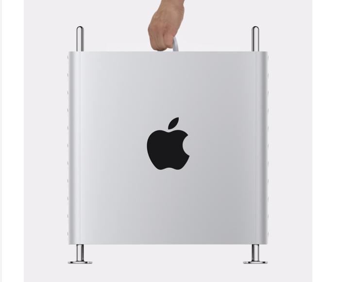 最吸睛的電腦桌機來了 蘋果發表新款Mac Pro與6K螢幕