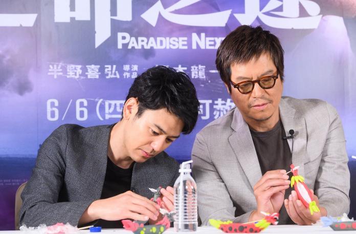 影/妻夫木聰、豐川悅司慶端午 挑戰「捏麵人」