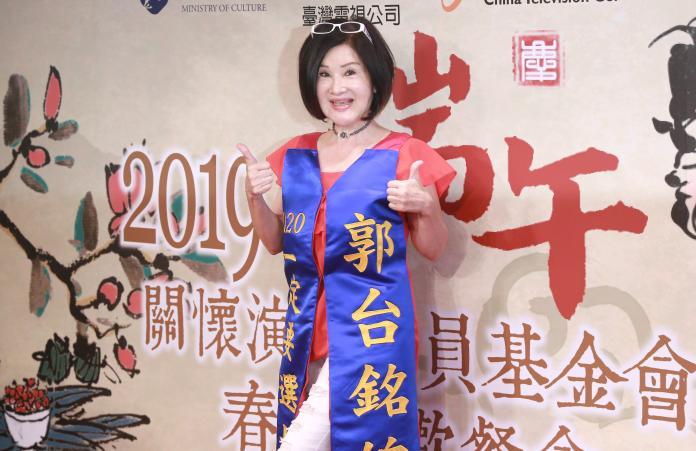<b>恬娃</b>有意角逐南投議員 喊話韓國瑜「主動退出總統大選」