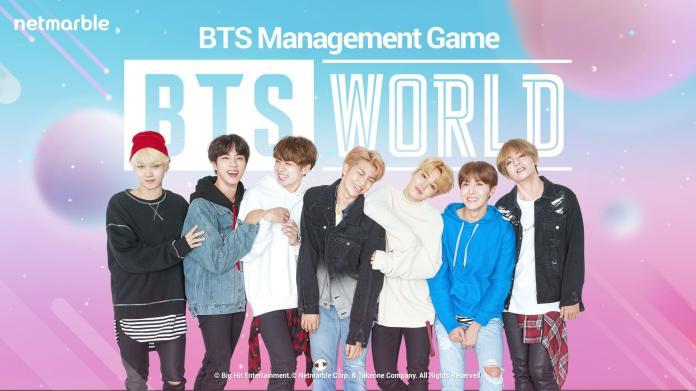 擔任BTS的經紀人吧!《BTS WORLD》6月26日全球上市