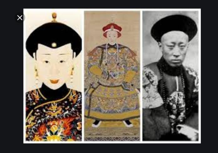 歷史探密/滿清末代王朝-慈禧太后之後宮杏貞傳(3)