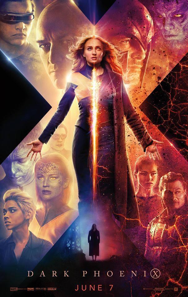 ▲蘇菲特納演出電影《X 戰警:黑鳳凰》琴葛雷一角。(圖/福斯影片 20th Century Fox臉書)