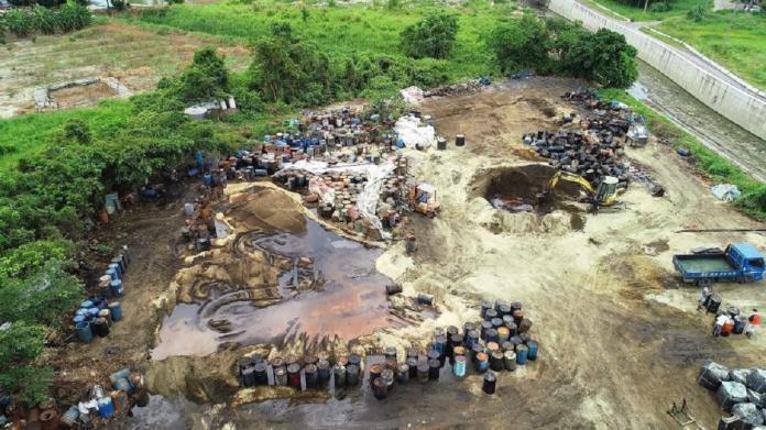高雄市環保局回應「全台最噁土地」 要求本周清理完成