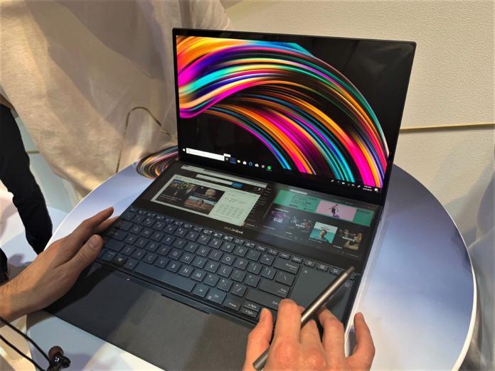 第二螢幕將成旗艦主流?三家雙螢幕筆電特色比一比