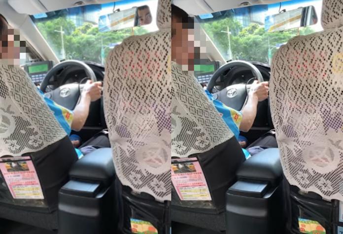 狂瞄吊帶裙妹!小黃司機「手忙伸胯下」嚇傻:整車都在抖