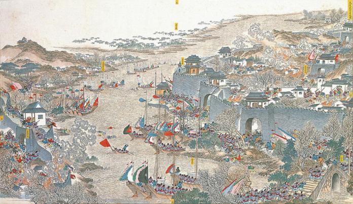 歷史探密/滿洲最後名將 對太平天國十戰十勝卻病死沙場