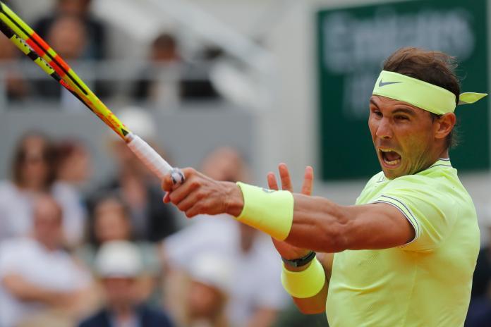 ▲「紅土之王」西班牙蠻牛Rafael Nadal(圖/美聯社/達志影像)