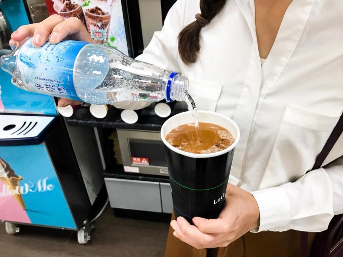 超商限定現做冰飲要來啦! <b>水果氣泡</b>飲加咖啡清爽味蕾