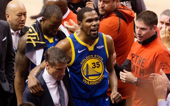 NBA/本季有望看到KD回歸? 籃網隊GM這麼說