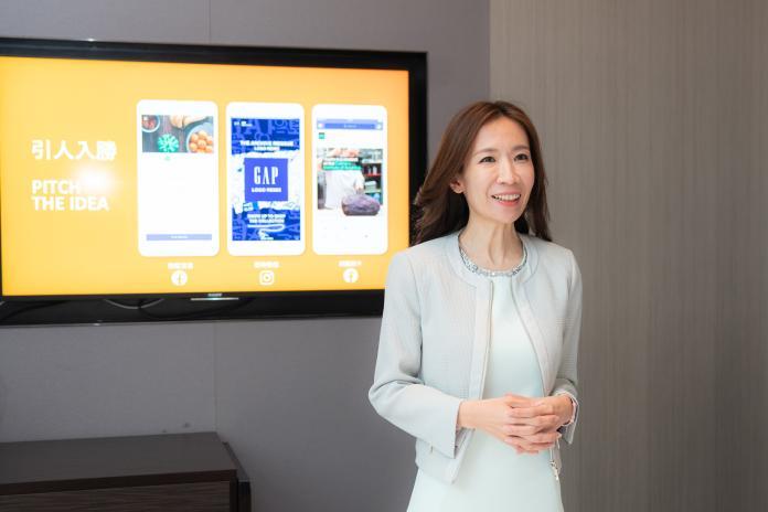 ▲Facebook台灣及香港總經理余怡慧表示,引人入勝的創意影音內容將幫助品牌與消費者建立更緊密的連結。(圖/Facebook台灣提供)