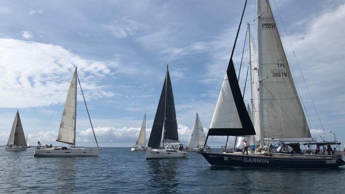 基隆國際帆船賽暨台琉國際帆船賽