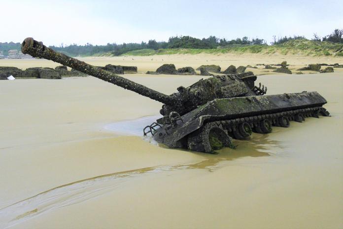 沈睡的戰車