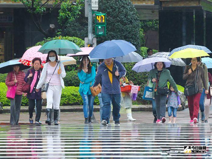 快訊/雨彈來襲 3縣市發布<b>大雷雨</b>特報
