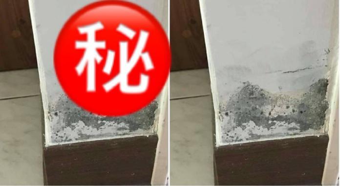 ▲台灣氣候潮溼,漏水、壁癌等問題是許多民眾居家困擾,牆面斑駁痕跡不僅破壞空間美觀,壁癌掉落的粉末灑落一地,壁面產生的起泡、粉畫、剝落、黴斑等現象,更可能成為呼吸道或是過敏來源。(圖/翻攝自爆廢公社)