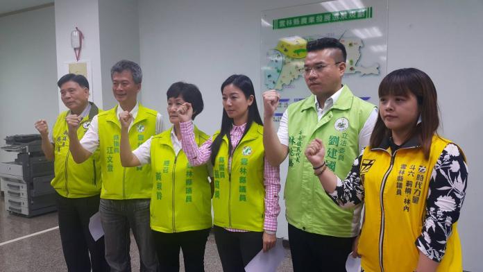 韓國瑜雲林造勢引民怨1