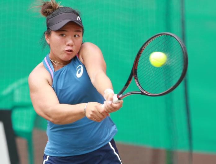 網球/不敵頭號種子 <b>梁恩碩</b>女雙無緣爭冠仍創最佳