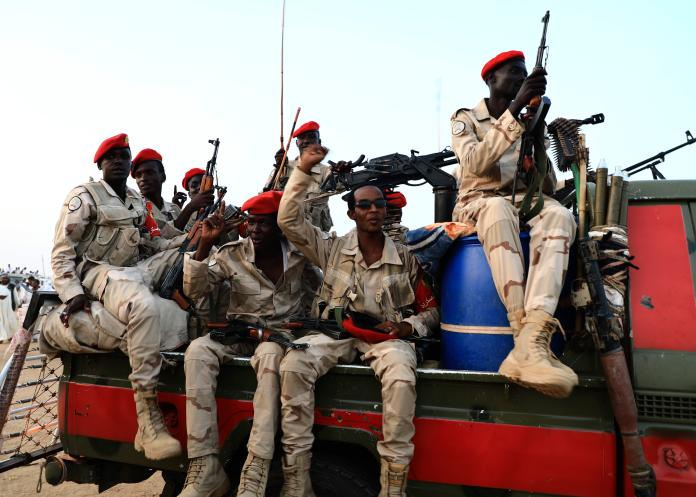 <br> ▲非洲蘇丹爆發大規模抗爭,軍政府出動血腥鎮壓,造成至少 120 人死亡。(圖/達志影像/美聯社)