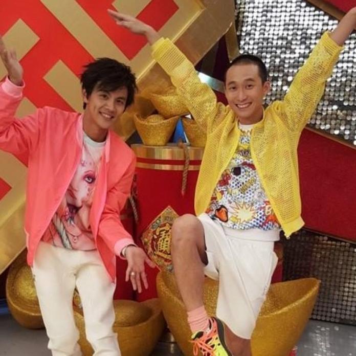 ▲浩子(右)將和阿翔一起開記者會。(圖/資料照)