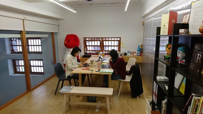 ▲林承毅四年前創設以設計策略為發展主軸的「林 事務所」。(圖/林承毅提供)