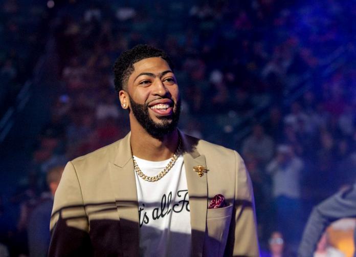 NBA/爆Davis的傷和KD的很像 名球評:他恐季後賽才歸隊