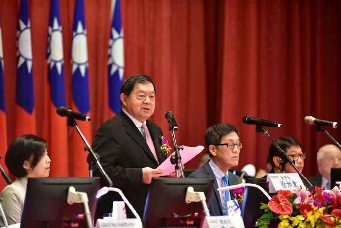 ▲遠傳6月18日舉行股東會,董事長徐旭東出席。(圖/遠傳提供)