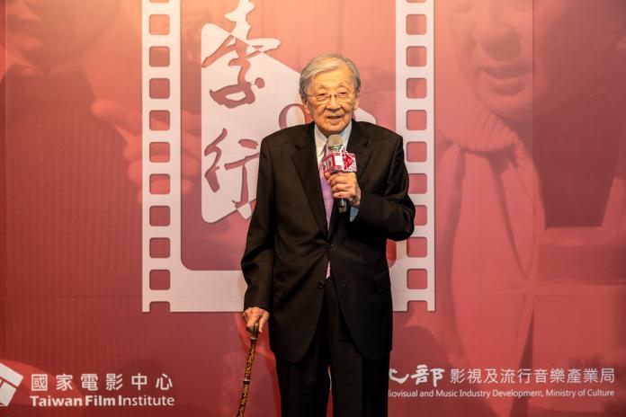 ▲李行導演90大壽,許多電影人一起祝福。(圖/國家電影中心)