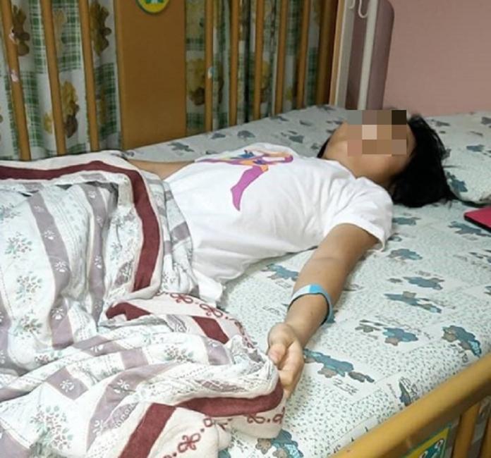 罹罕病「自體免疫性腦炎」 美聲邱小妹苦缺醫藥費