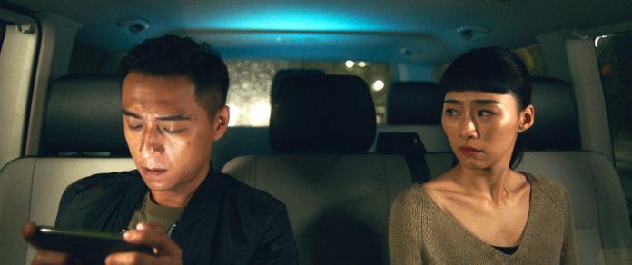 ▲吳可熙(右)是《灼人秘密》的編劇兼女主角。(圖/岸上影像)