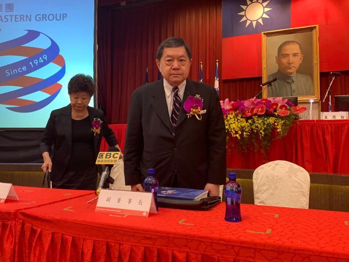 看企業家選總統 徐旭東就怕被貼標籤 僅說利弊都有
