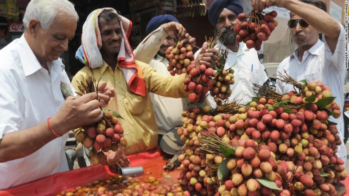 「荔枝毒素」風暴擴大 印度超過百名兒童罹<b>腦炎</b>死亡