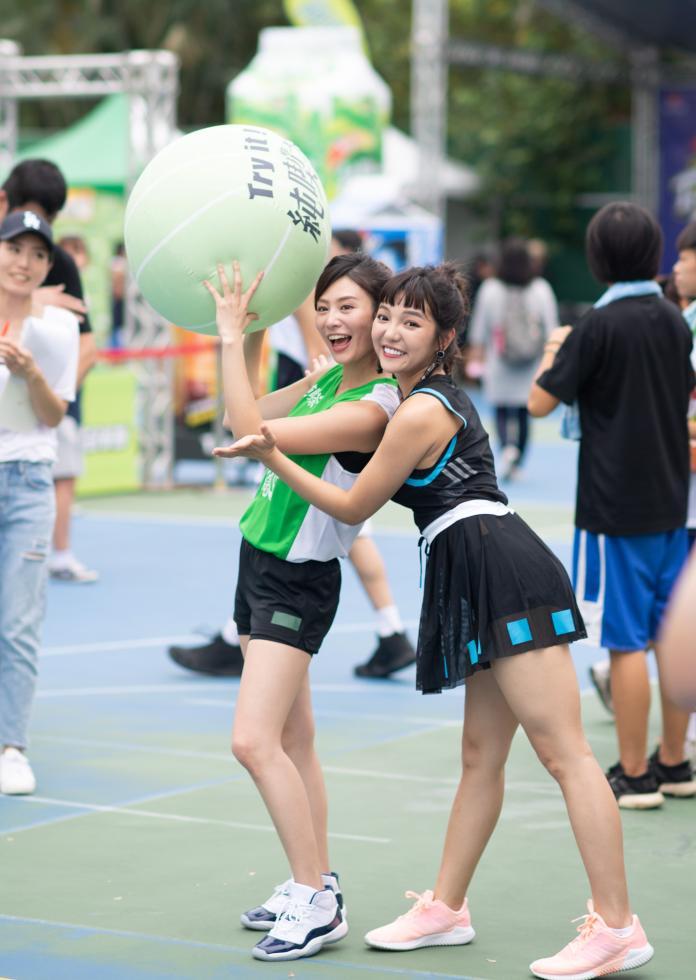 <b>純喫茶</b>鬥牛全國決賽 「籃球五姬」到場助陣炒熱氣氛!