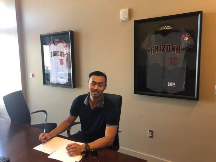 MLB/<b>林家正</b>今完成簽約 正式加盟響尾蛇
