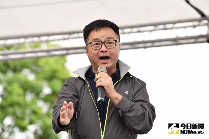 洪秀柱換選台南市立委!羅文嘉:不予評論