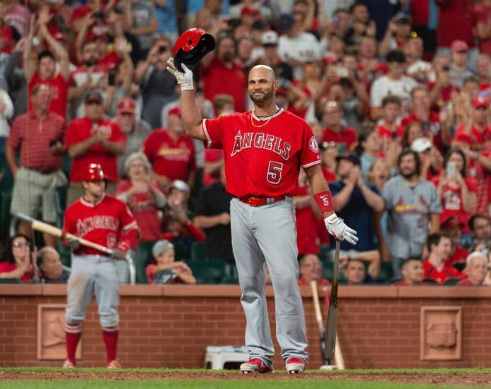 MLB/天使「生化人」普侯斯 本季結束將引退