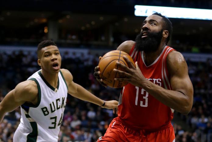 NBA/遭KD「打槍」後 Harden新增公鹿和熱火為交易選項